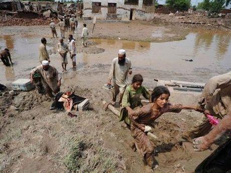 Наводнение в Йемене