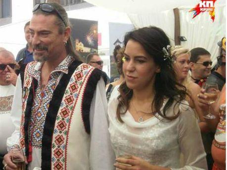 Шон Карр и Мэри Хилл