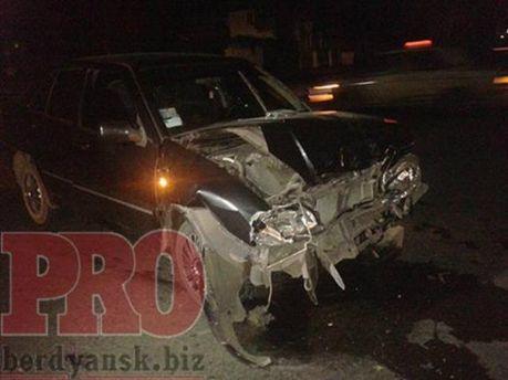 Аварія у Бердянську