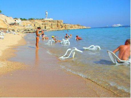 Відпочинок у Єгипті