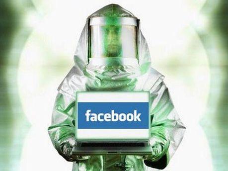 Вірус у Facebook
