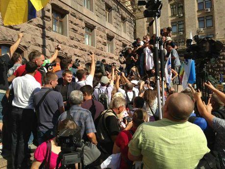 Несколько нардепов попали в Киевсовет