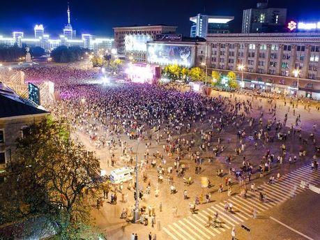 Площа Свободи у Харкові