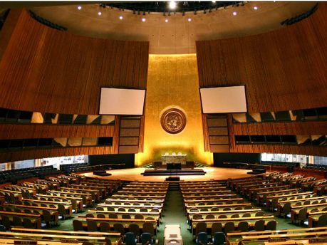Генеральная Асамблея ООН