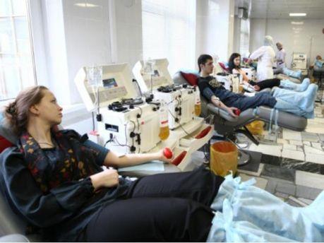 Донори крові