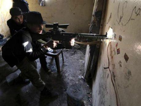Обстреляли инспекторов ООН