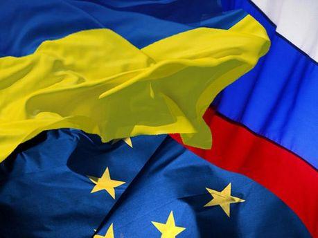 Україна-Росія-ЄС
