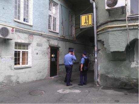 Міліція обшукала офіс FEMEN