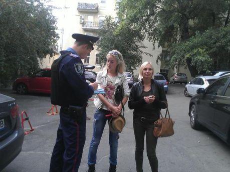 Милиция обыскала офис FEMEN