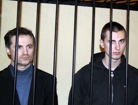 Дмитро і Сергій Павліченки