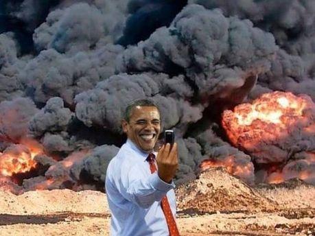 Интернет пестрит мемами по сирийской ситуации