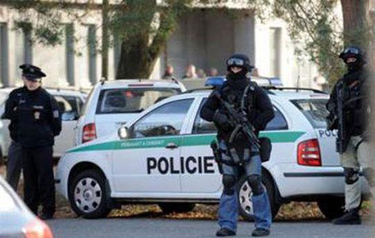 Чеська поліція