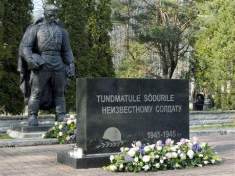 Памятник неизвестному солдату в Польше
