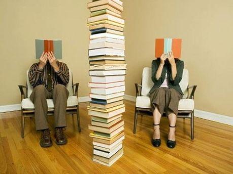 Украинцы предпочитают печатные книги