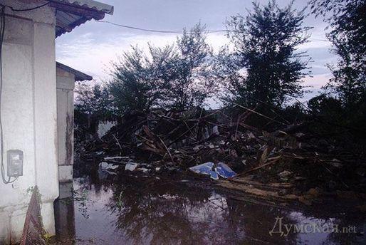 Потоп на Одещині 12-13 вересня