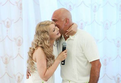 Супруги Тимошенко