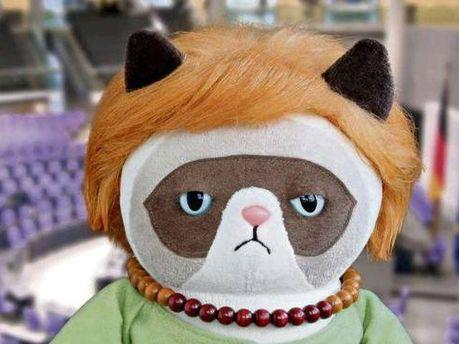 Іграшка-Меркель