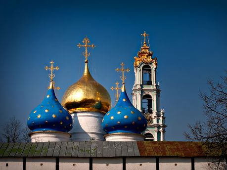 Куполи церкви