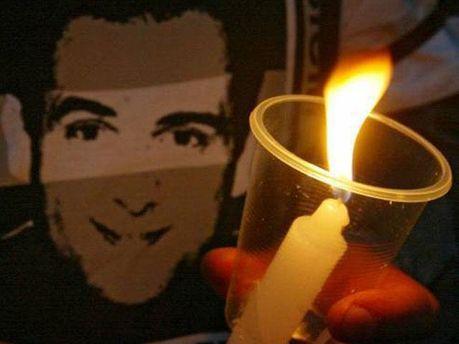 Почтения памяти Георгия Гонгадзе