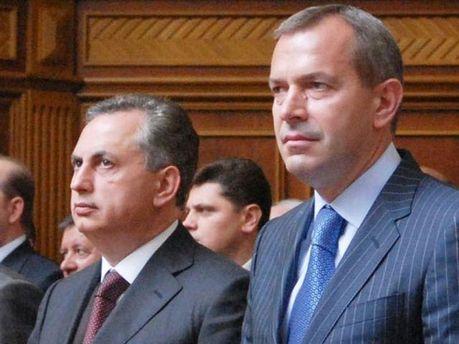 Борис Колесніков і Андрій Клюєв