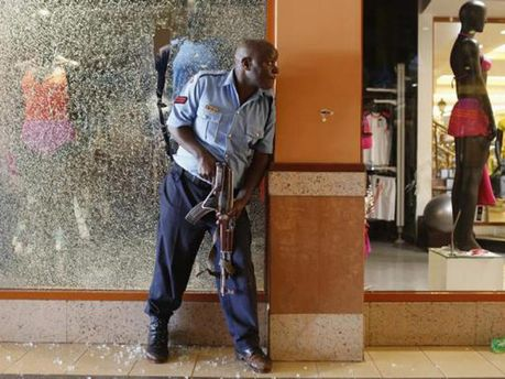 Торговый центр в Найроби