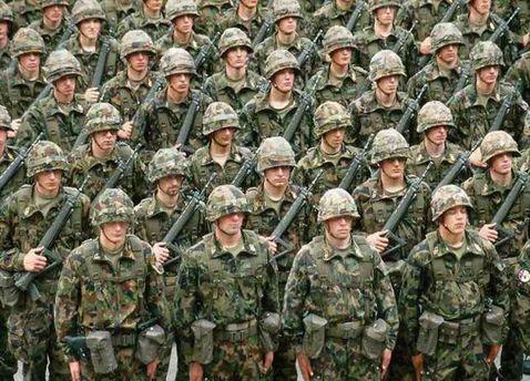 Швейцарська армія