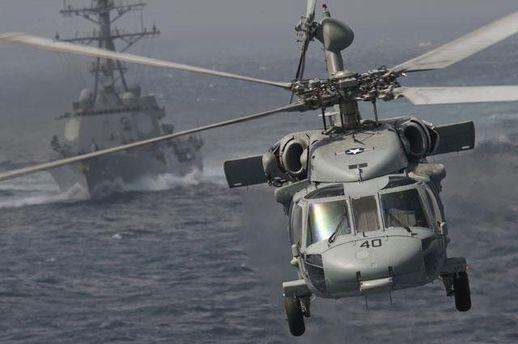 Вертолет MH-60S Knighthawk