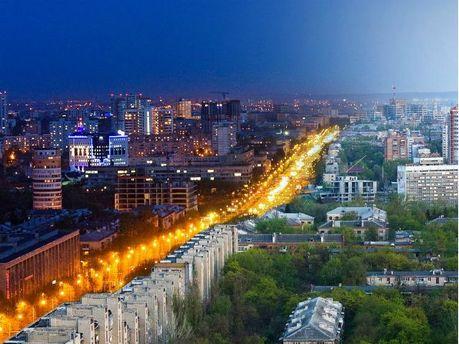 Проспект Леніна у Харкові