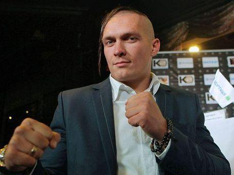 Олександр Усик