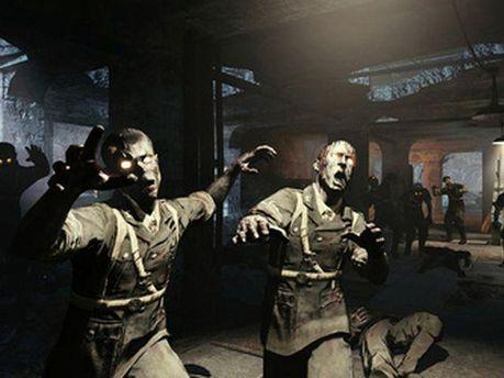Зомби в компьютерной игре