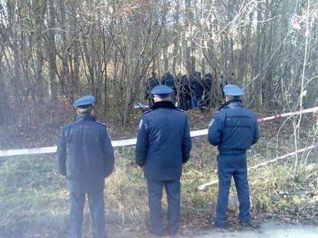 Міліція знайшла тіло Мазурка