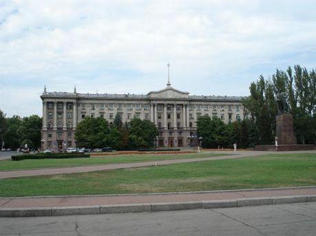 Николаевский городской совет