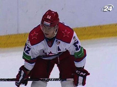 Хоккей КХЛ