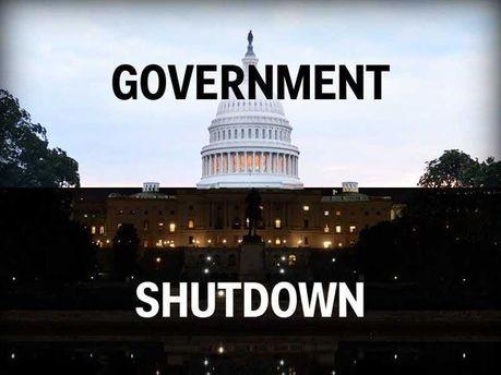 Урядовий колапс
