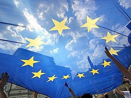 Більше українців підтримують вступ в ЄС
