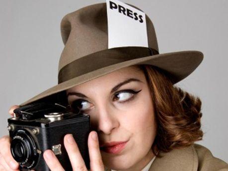 54% журналістів - жінки