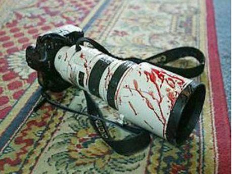 Вбили журналістів