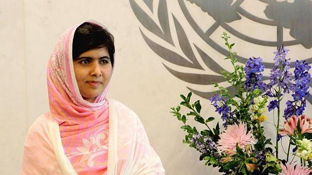 Малала Юсафзаі