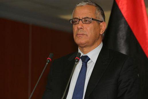 Али Зеидан