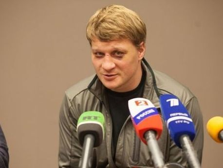Олександр Повєткін