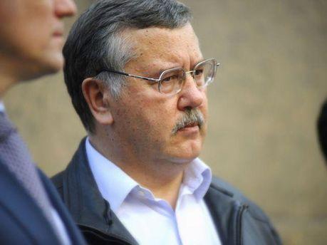 Анатолій Гриценко