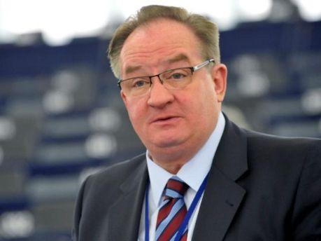 Депутат європарламенту Яцек Саріуш-Вольський