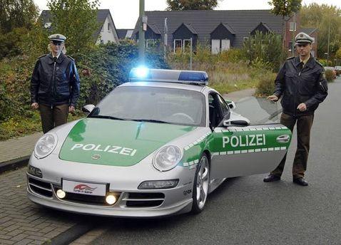 Поліція в Німеччині