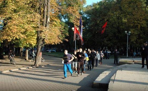 Пробег в Одессе