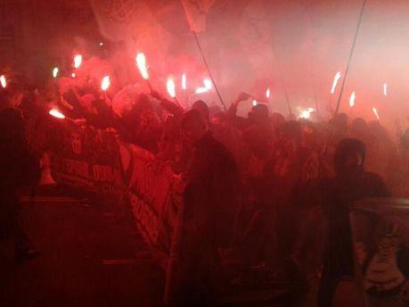 Марш УПА в Киеве