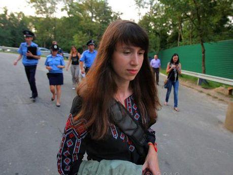 Тетяна Чорновіл