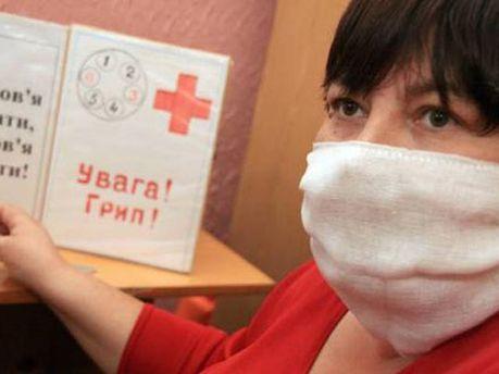 На Запоріжжі зафіксували вірус грипу типа А ( H2N2)