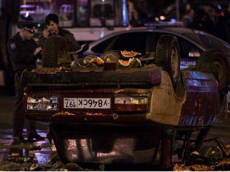 Заворушення у Москві