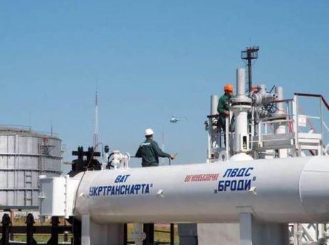 Нафтопровід Одеса-Броди