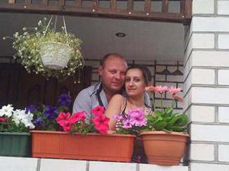 Евгений Дрыжак и Юлия Ткачук